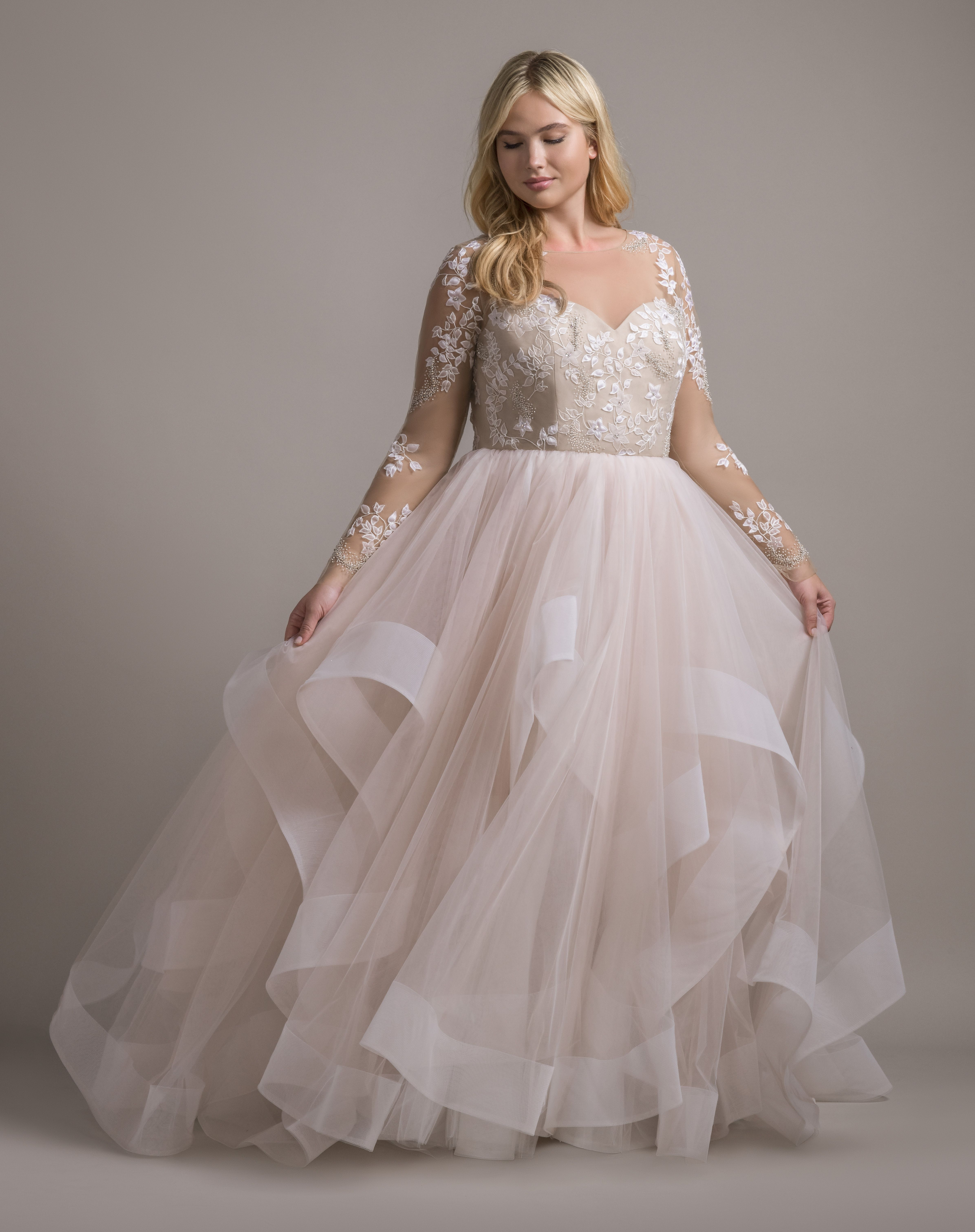13+ Tiered wedding dress style info