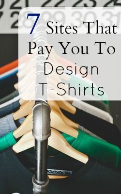 7 Legitimate Sites That Pay You To Design T-Shirts