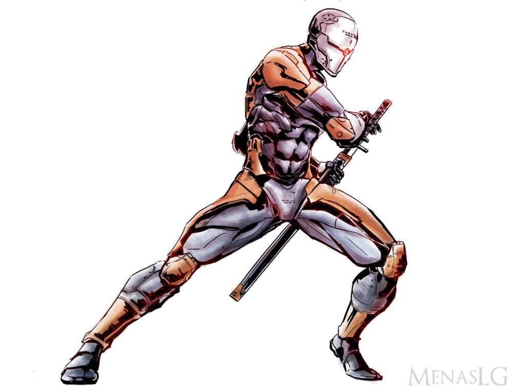 Pin Di Metal Gear