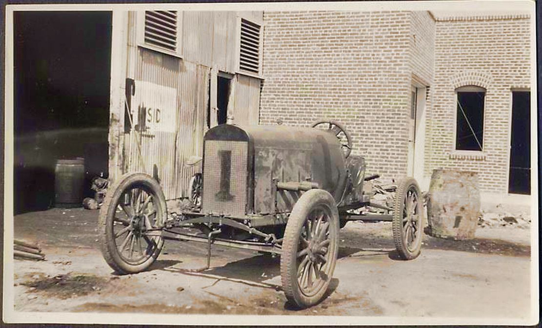 Model T Ford Forum Old Photo Slim And Trim One Man Speedster