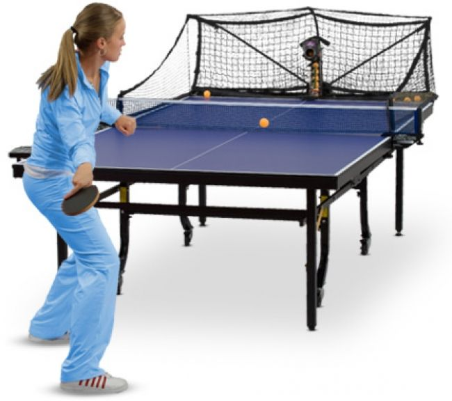How Good Is The Newgy Robo Pong 2040 Ping Pong Robot Table Tennis Robot Table Tennis Ping Pong