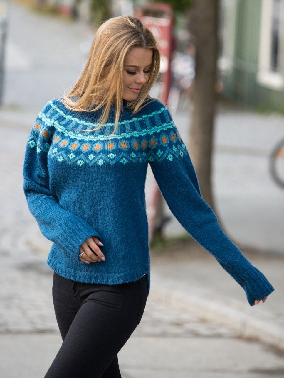 Kari traa genser