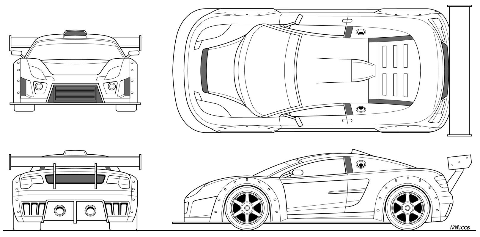 supercar 40 blueprints new jpg  1615 u00d7800