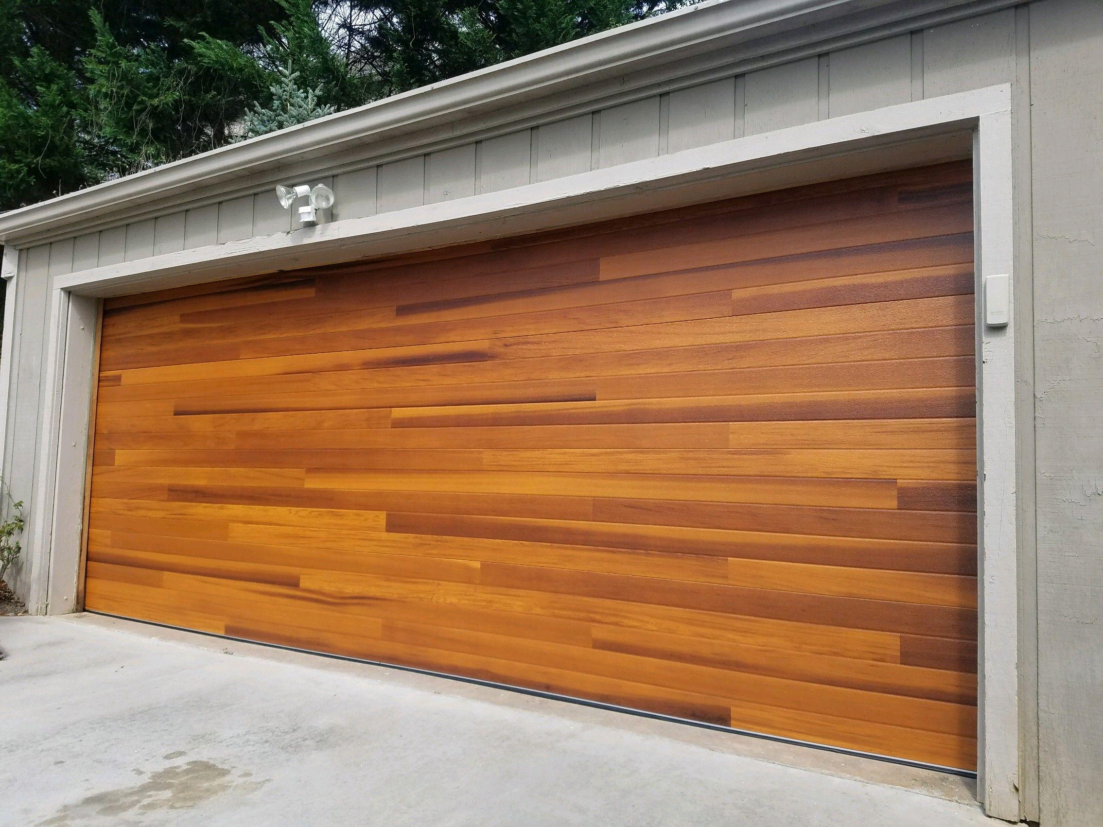 Garage Door Projects Designs Ideas Glass Wood Modern In 2020 Garage Doors Faux Wood Garage Door Wood Garage Doors
