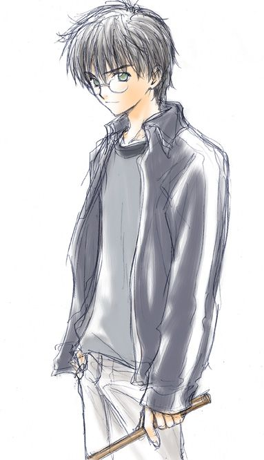 Pin By Alaynna Erichsen On Potter Harry Potter Sketch Harry Potter Anime Harry Potter Drawings