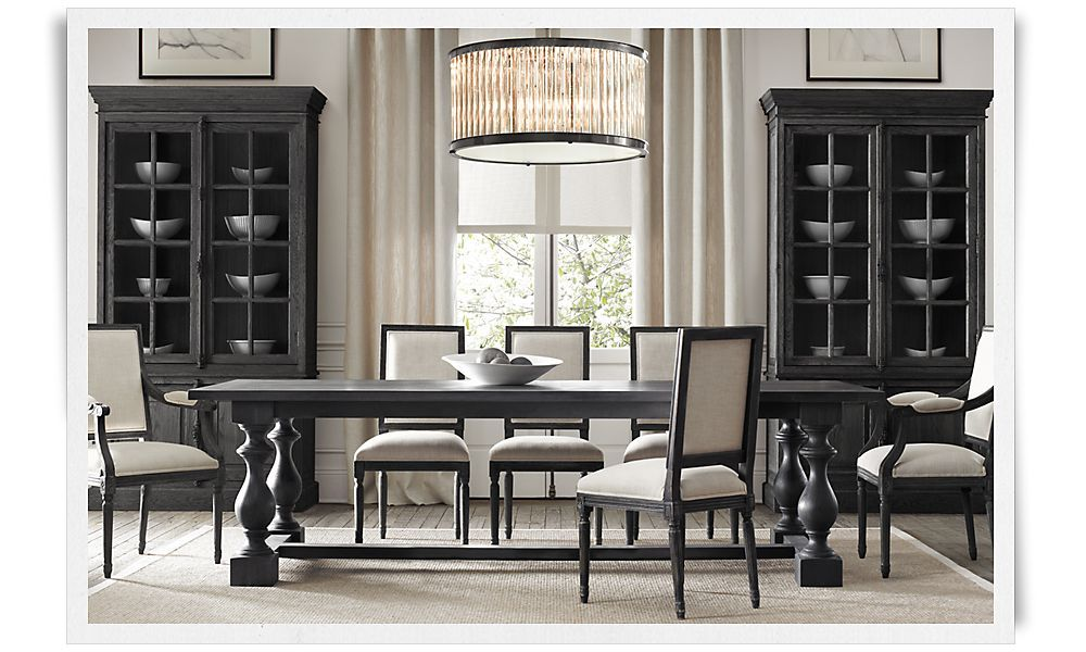 10 Stylish Dining Room Tables You'll Love  Contemporary Dining Unique Restoration Hardware Dining Room Sets Design Inspiration