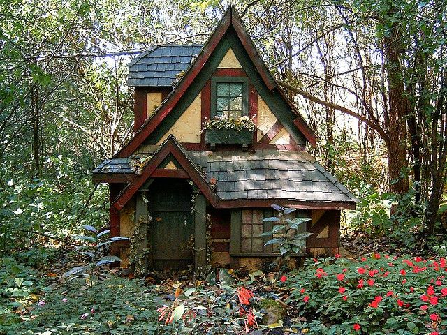Fairy House 1 画像あり 絵本の家 フェアリーハウス コテージ