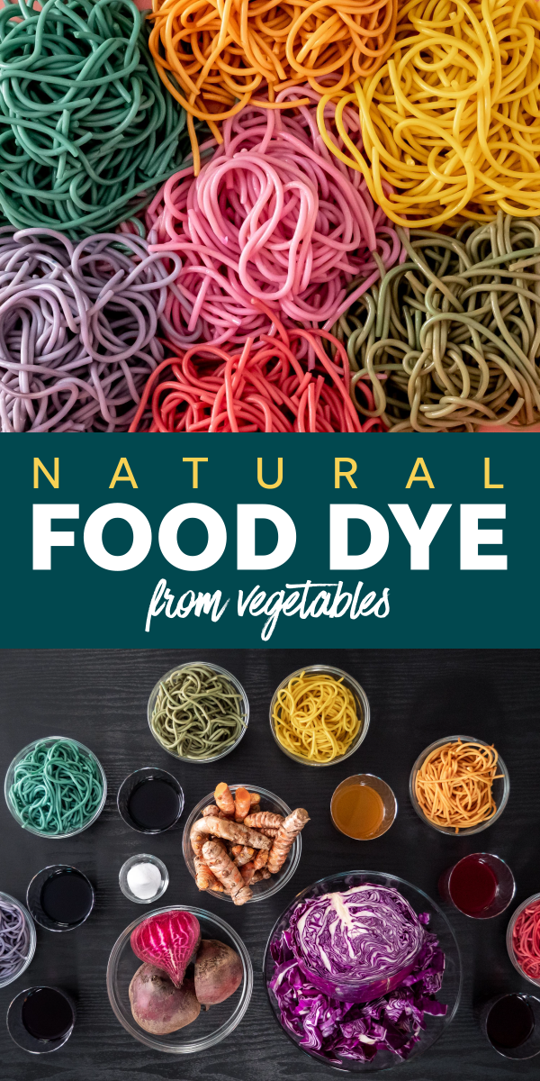 how to make natural dyes from vegetables