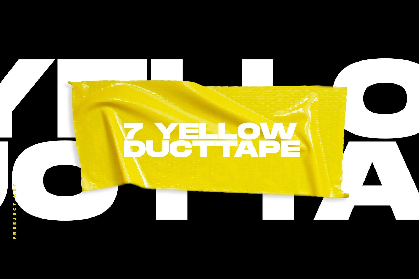 Free Download Yellow Duct Glued Tape Png Free Graphic Design Duct Tape Free Download Photoshop