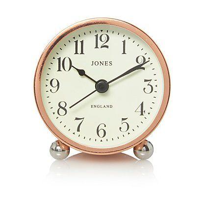 Jones Elcot Alarm Clock Home Garden George At Asda Clock George At Asda Alarm Clock