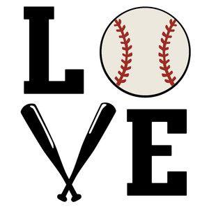 Download Love baseball phrase | Baseball phrases, Baseball ...