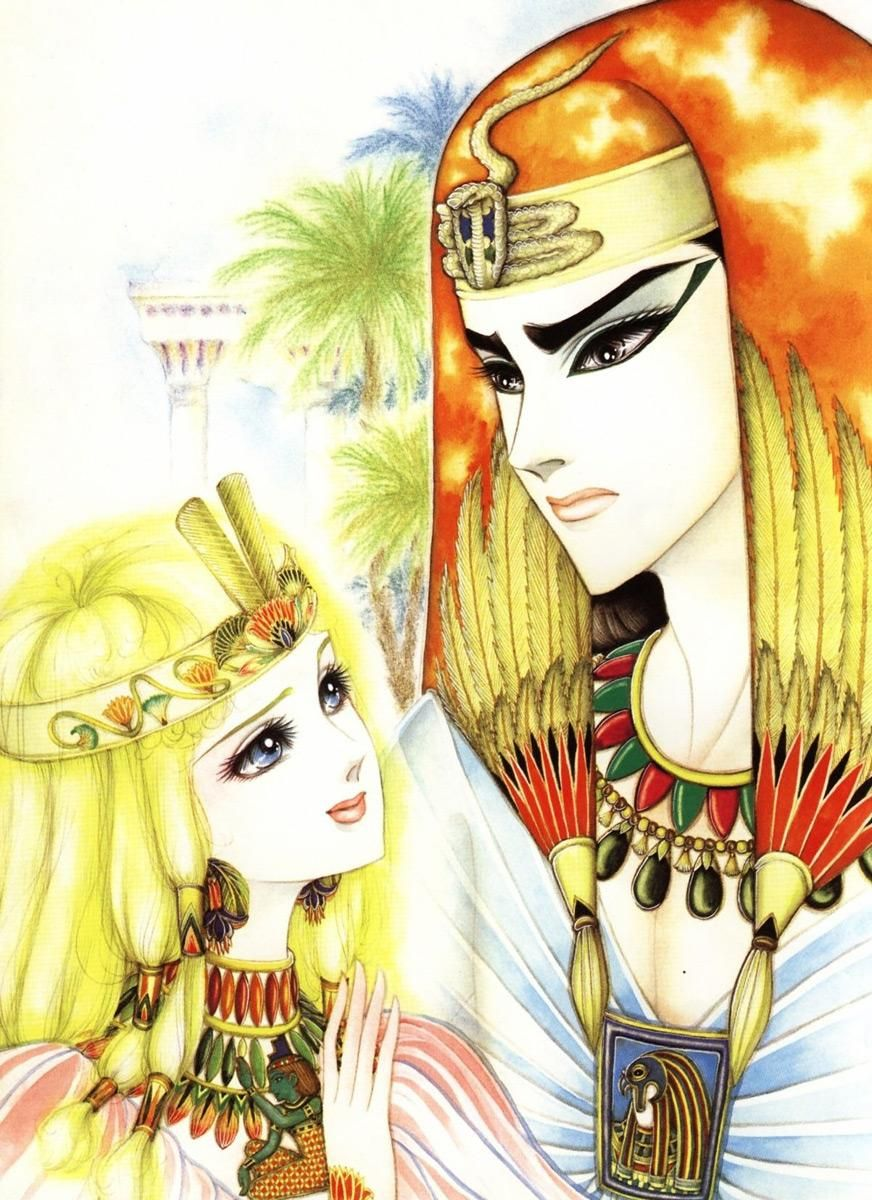 A10626441 แจกก ฟท ให สาวกคำสาปฟาโรห ขอช อต วละคร พร อมภาพจะด มาก ไม ม ไม เป นไร ย อนรำล กก นหน อย ค ดถ งมากๆ การ ต น Phim Hoạt Hinh Anime Ai Cập