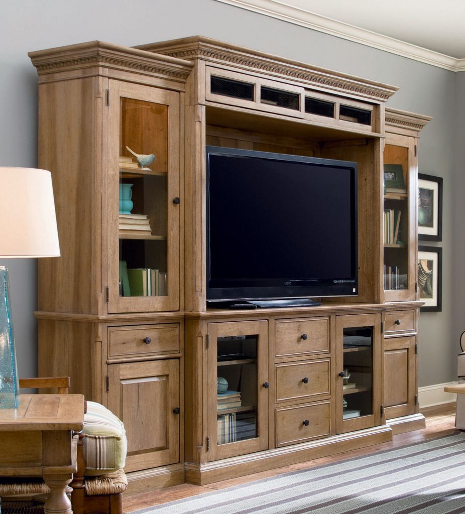 Home Gallery Furniture For Paula Deen Home Entertainment Room, Home  Entertainment Wall
