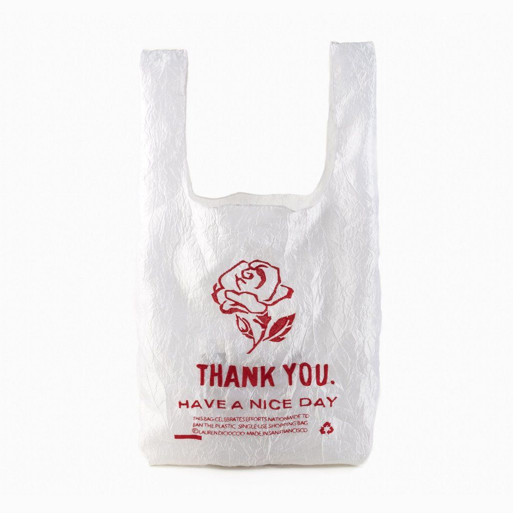 271162159a9a Open-Editions Thank You Tote in Rose in 2018