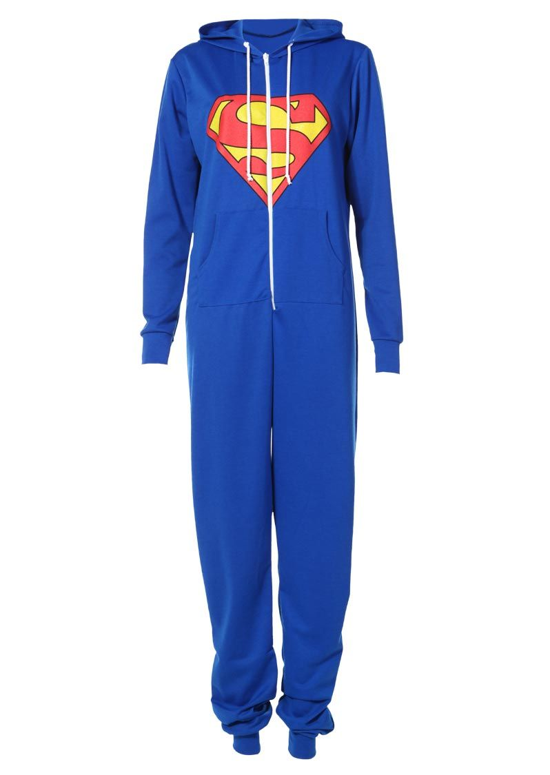 b0eca3c39111 Adult Superman Onesie