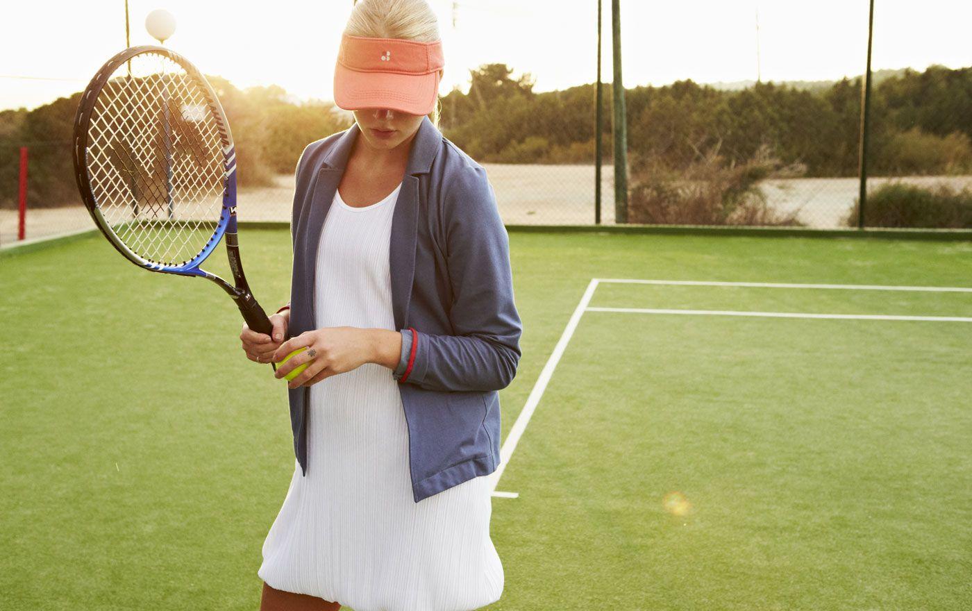 Sweaty betty tennis