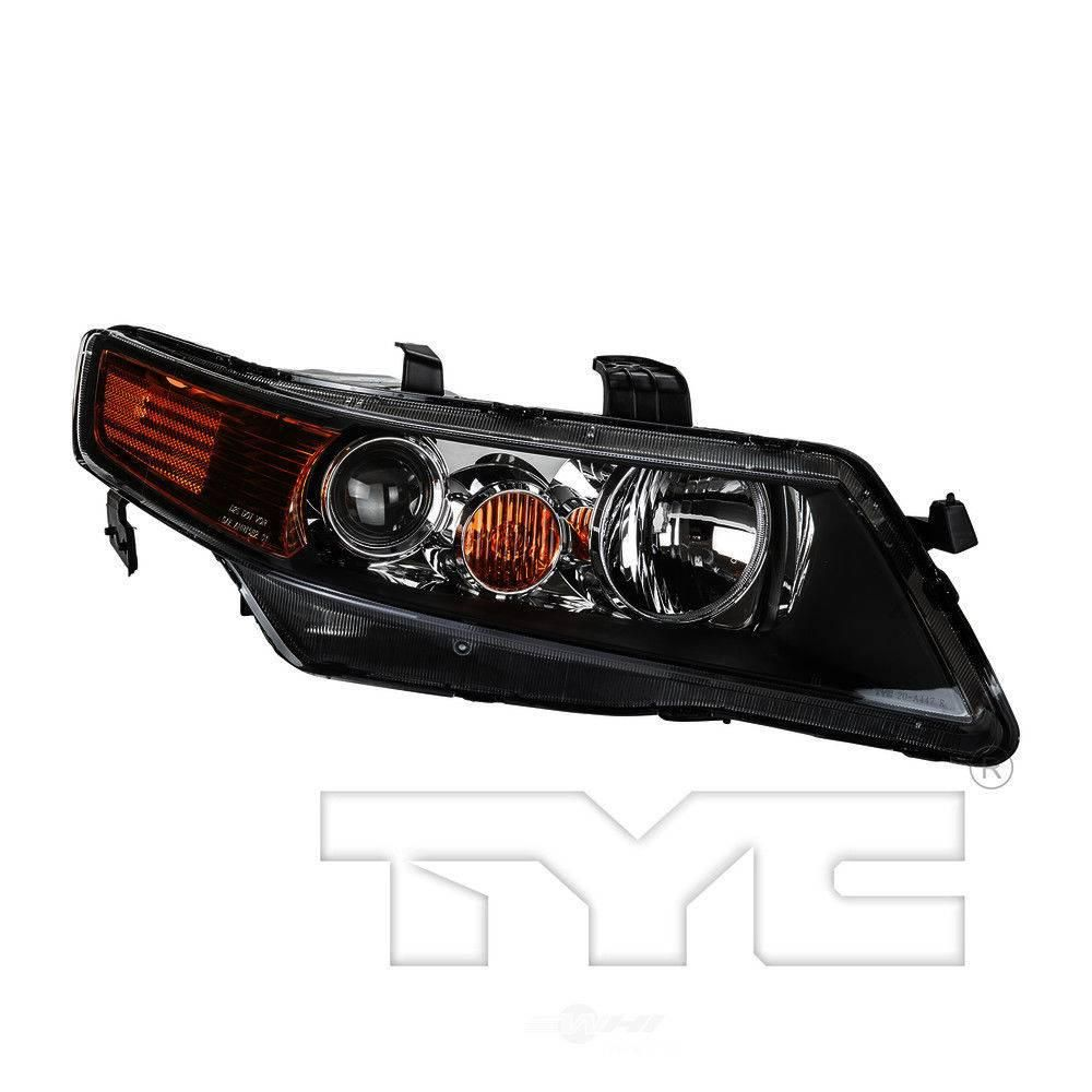 TYC Headlight Assembly 2004-2005 Acura TSX 2.4L In 2019