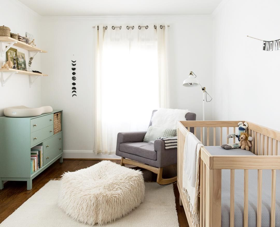 17 Neutral Nurseries That Ll Make You Forget All About Pink And Blue