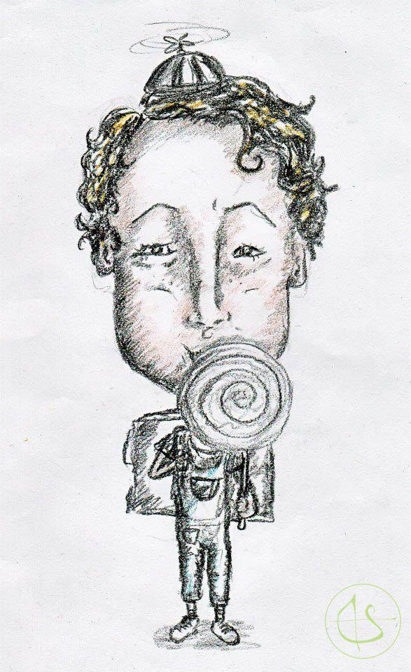 Karikaturen :: SharynCatArt