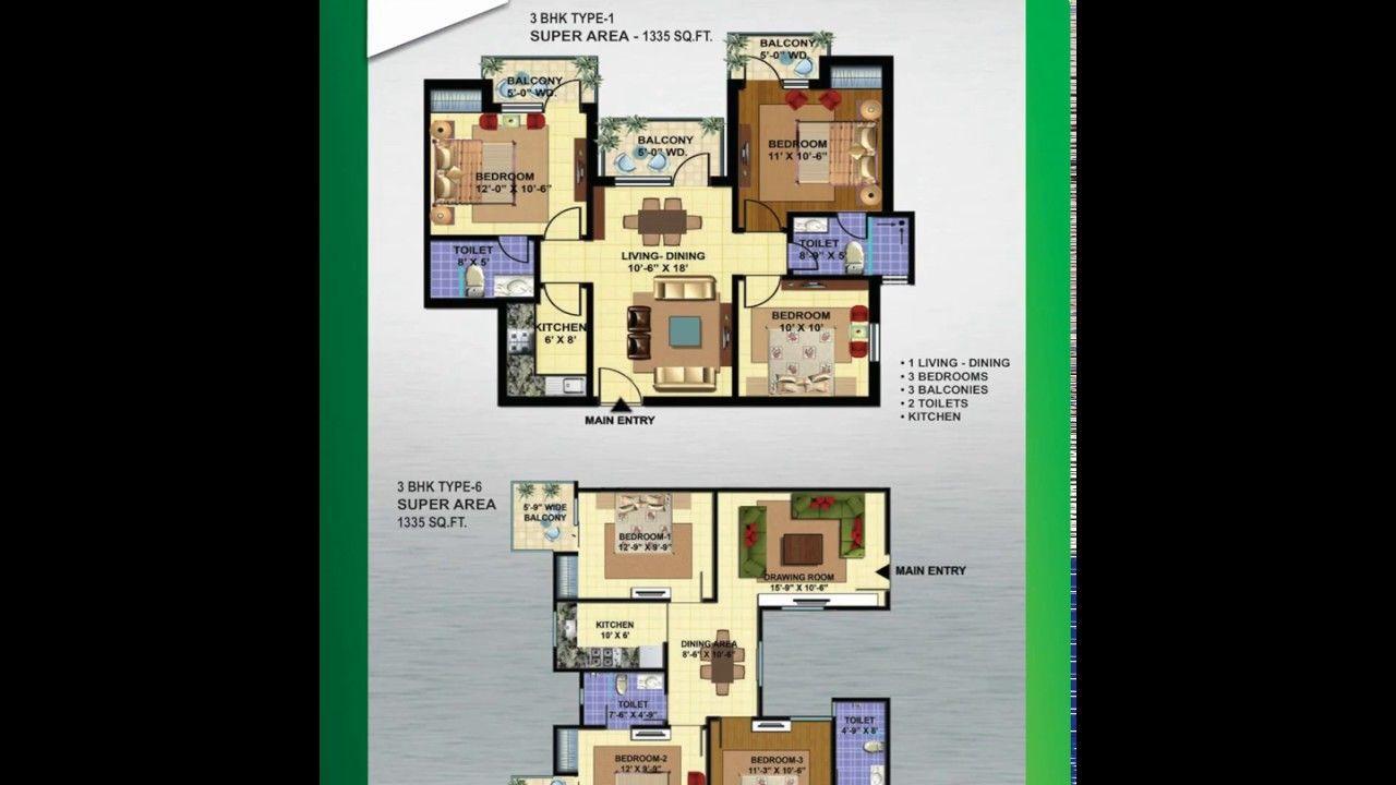 Green View Blossom Dehradun 9910450549 Nearly Poss 1 Bhk 2 Bhk Apartm Floor Plan Layout Dehradun Location Map