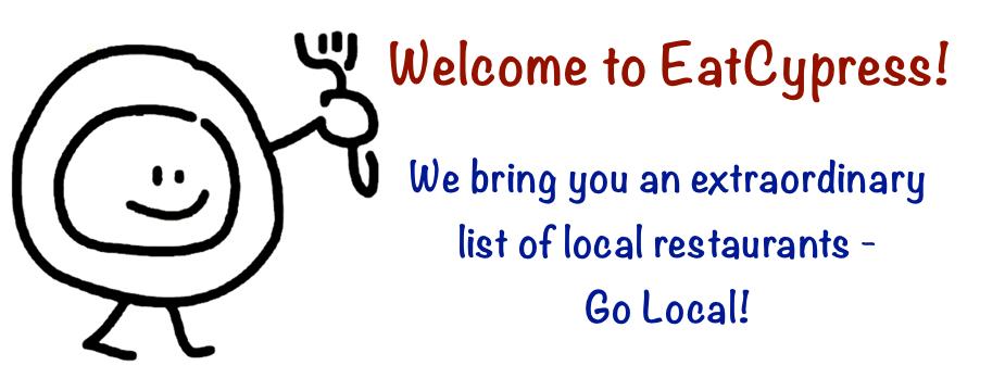 EatCypress.com - Local Restaurants in Cypress, TX