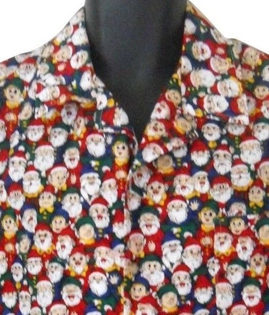 Ugly Christmas Sweater Shirt Party Men Medium Women Xl Tacky Holiday