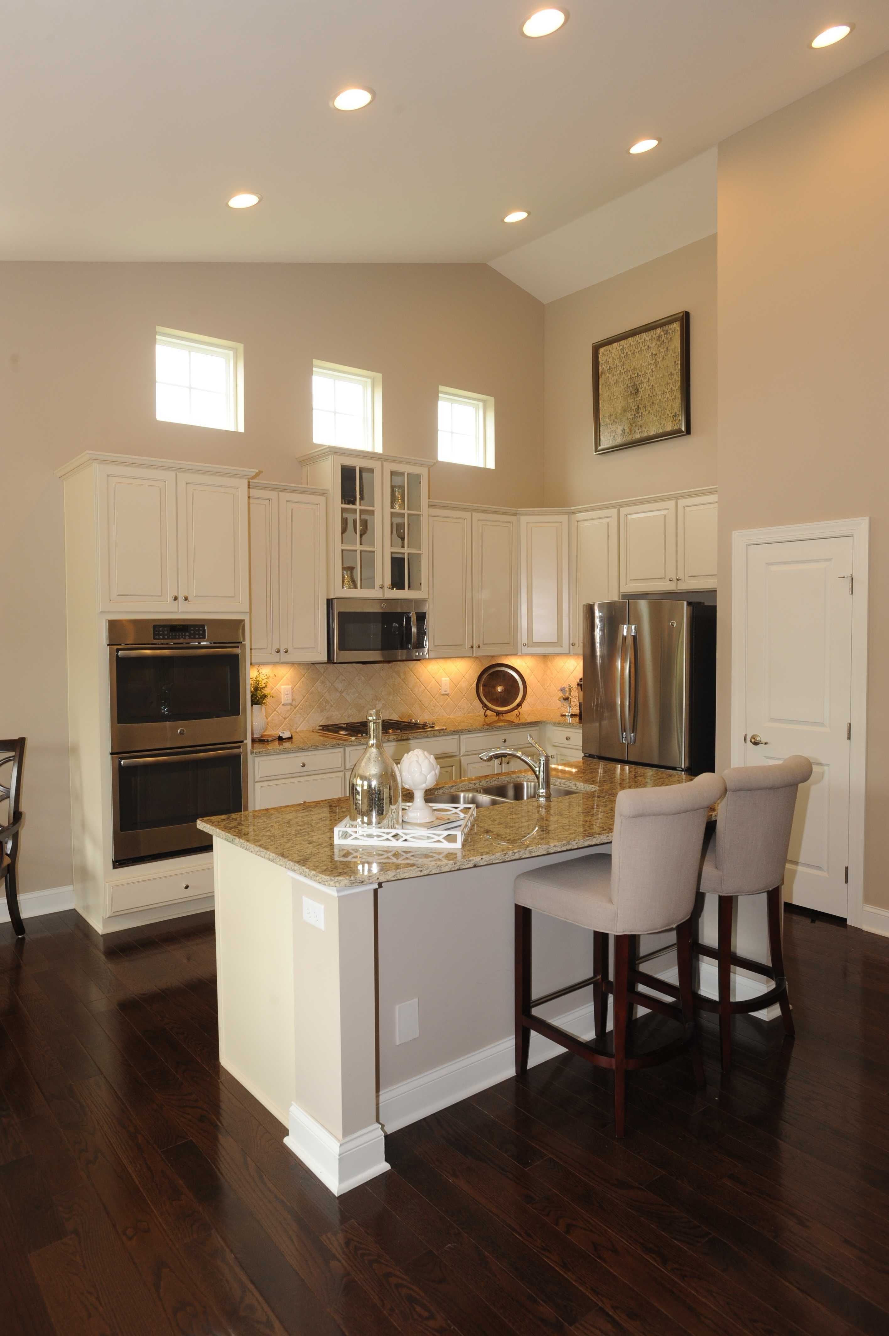 Small White Open Kitchen Design Ideas -- Learn more by ...