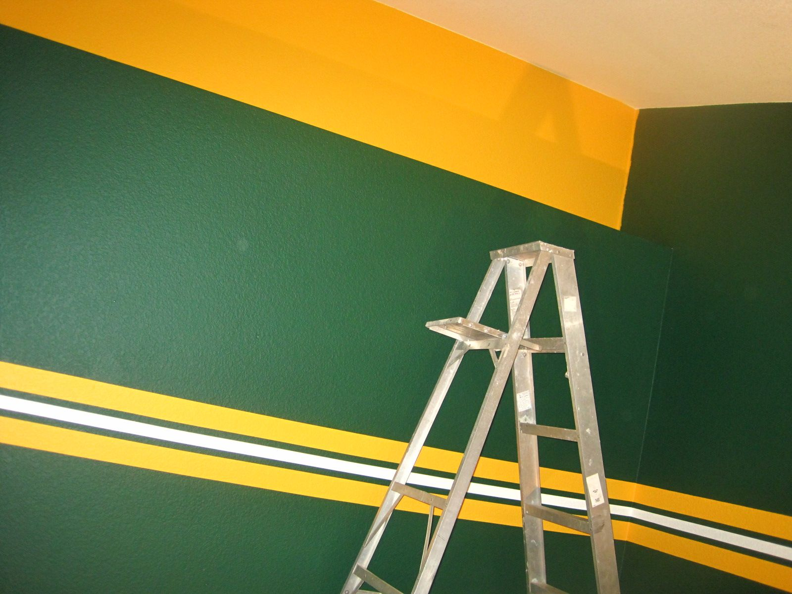 These Are The Best Packers Color Room I Have Seen So Far