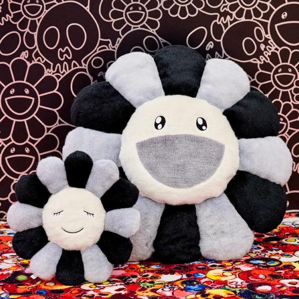Murakami Flower Pillow (NEW COLORS) HOMELESS PENTHOUSE