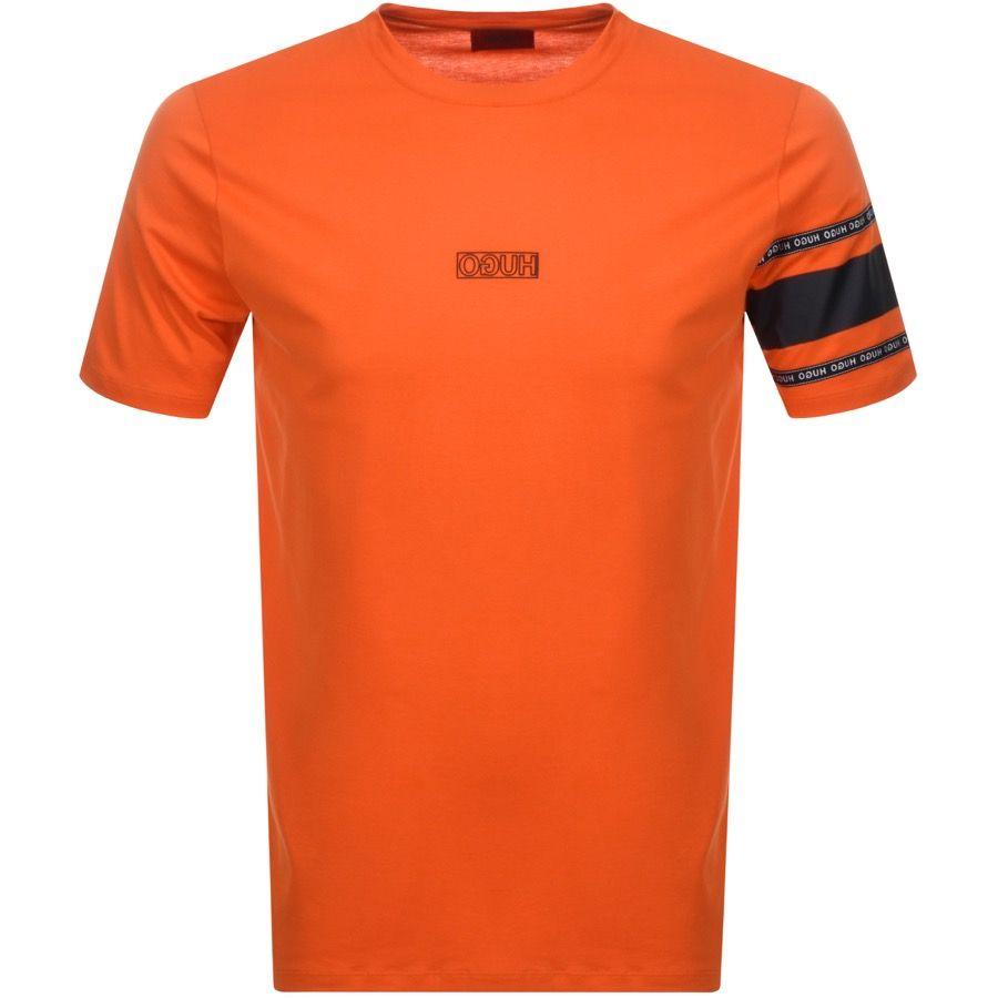 HUGO Durned U6 T-Shirt Homme