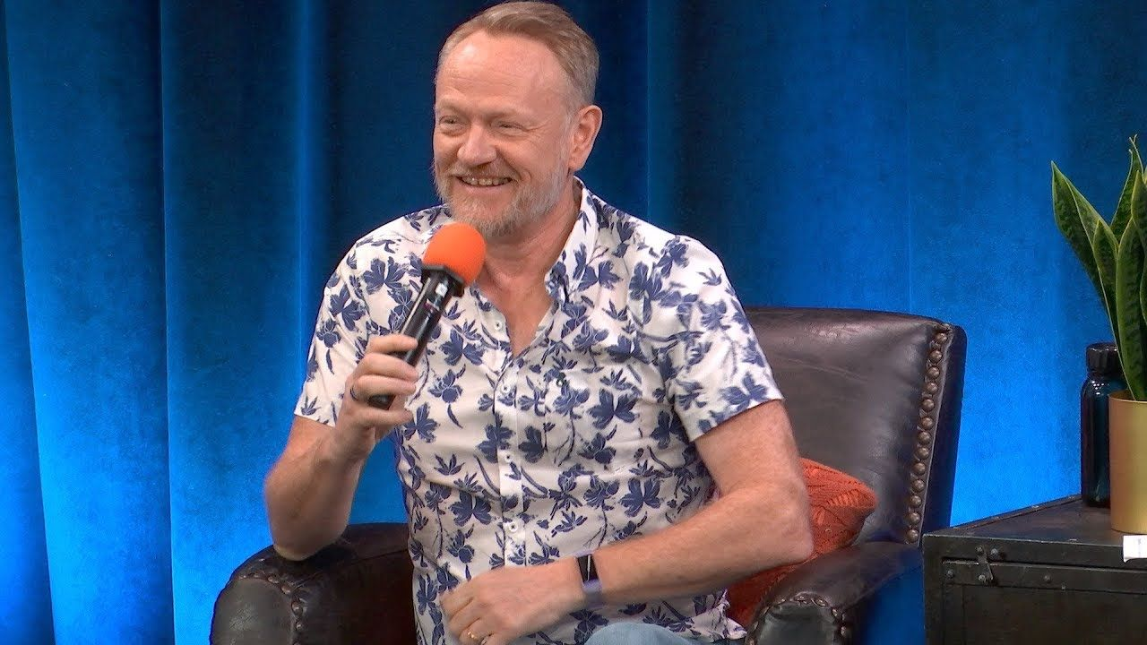 Jared Harris Hbo S Chernobyl The Crown And Mad Men Talks At