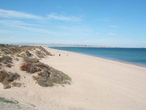 El Saler Valencia Playa Valencia Ciudad De Valencia Valencia España