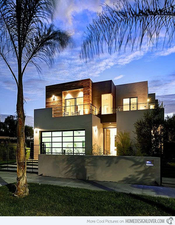 Not An Ordinary Modern House: La Jolla Residence In LA, California