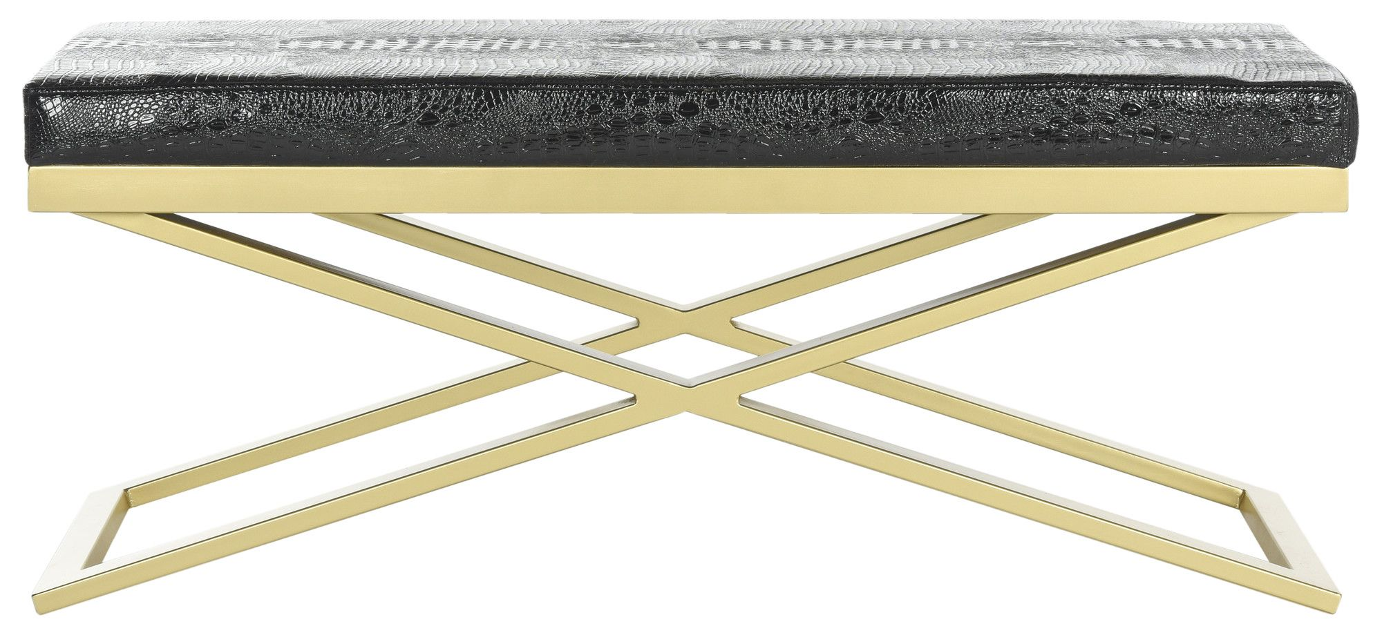 Goggin Upholstered Entryway Bench