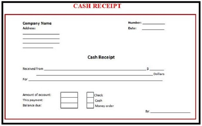 Cash Receipt Template Doc Receipt Form In Doc Rental Invoice Template Doc Design Invoice .