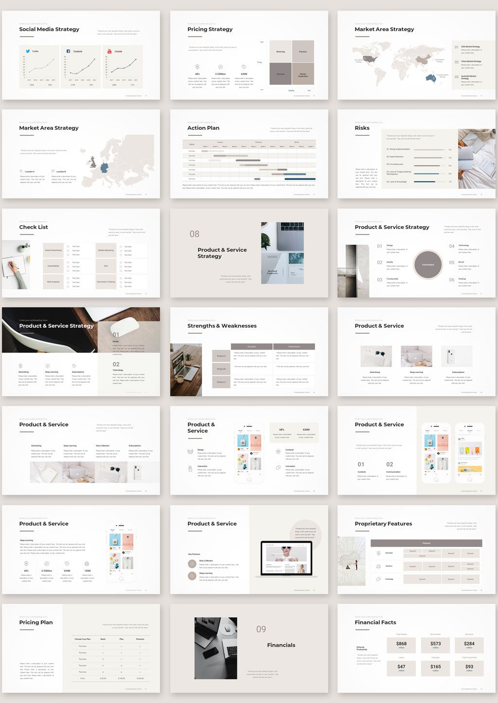 Marketing Plan Template 2020 Download PowerPoint