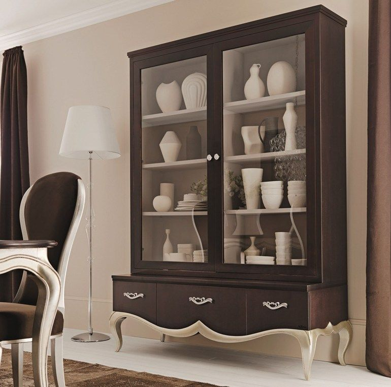 Deco display cabinet DANTE Bouquet Collection by Le Fablier | Dave ...