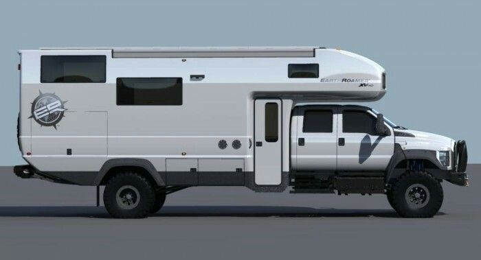 EarthRoamer XVHD And now you can take the whole family