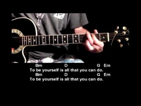 In this easy guitar lesson tutorial, you will learn how to play Be ...