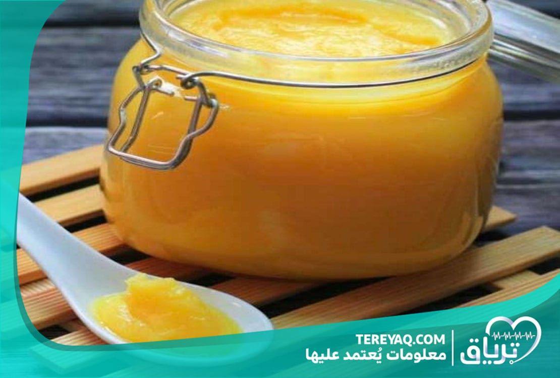 السمن البلدي للحامل فوائد أضرار استخدامات Food Mason Jar Mug Fruit