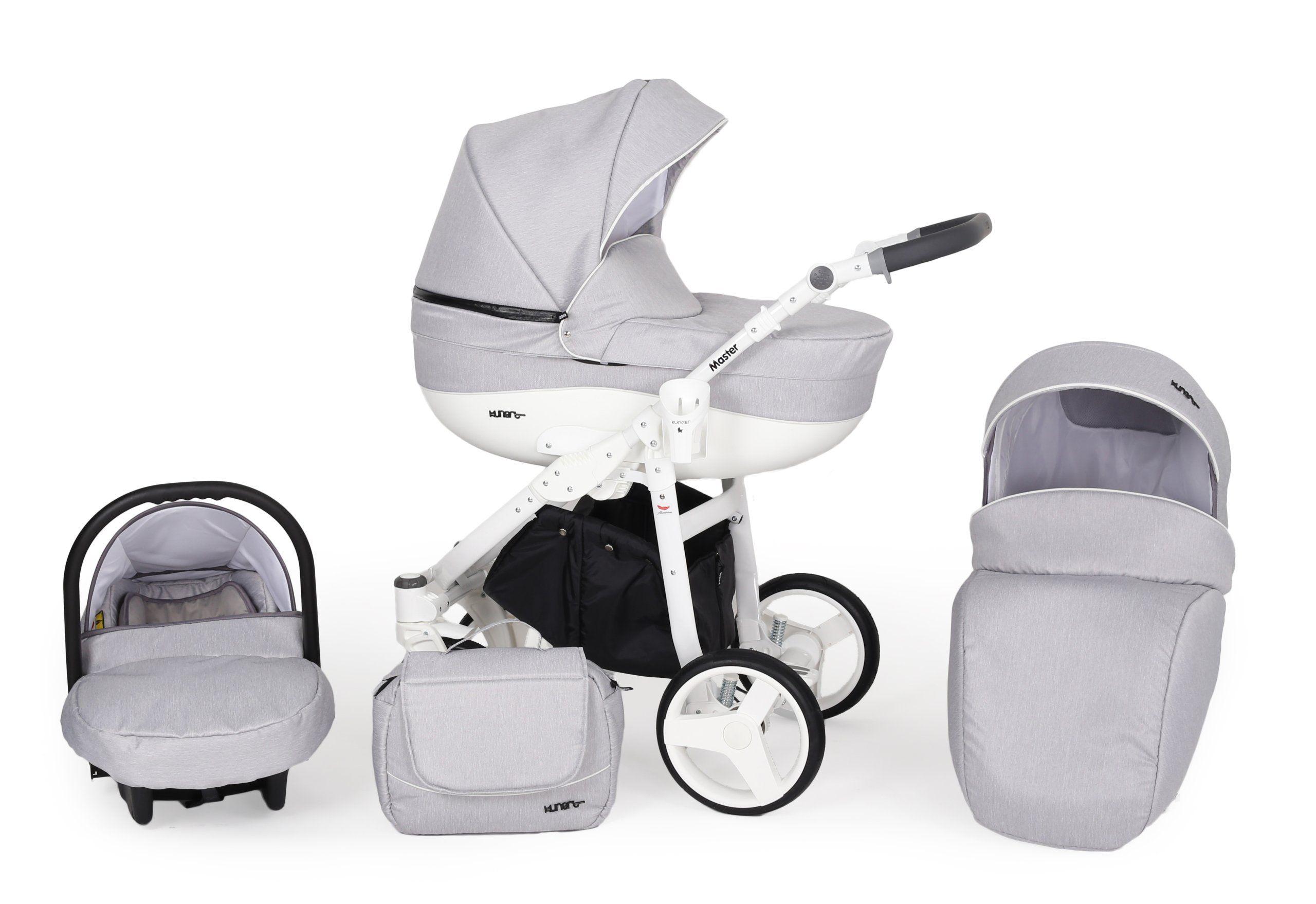 Kunert Wozek Dzieciecy Master 3w1 Ultra Lekki Baby Strollers Stroller Baby