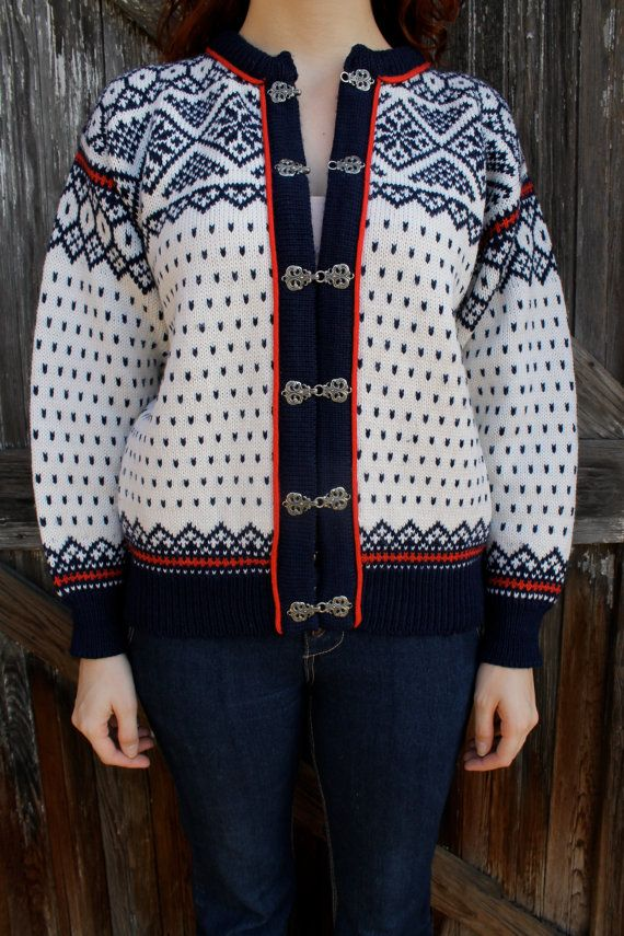label: dale of norway | Knitting | Pinterest | Abrigos y Suéteres