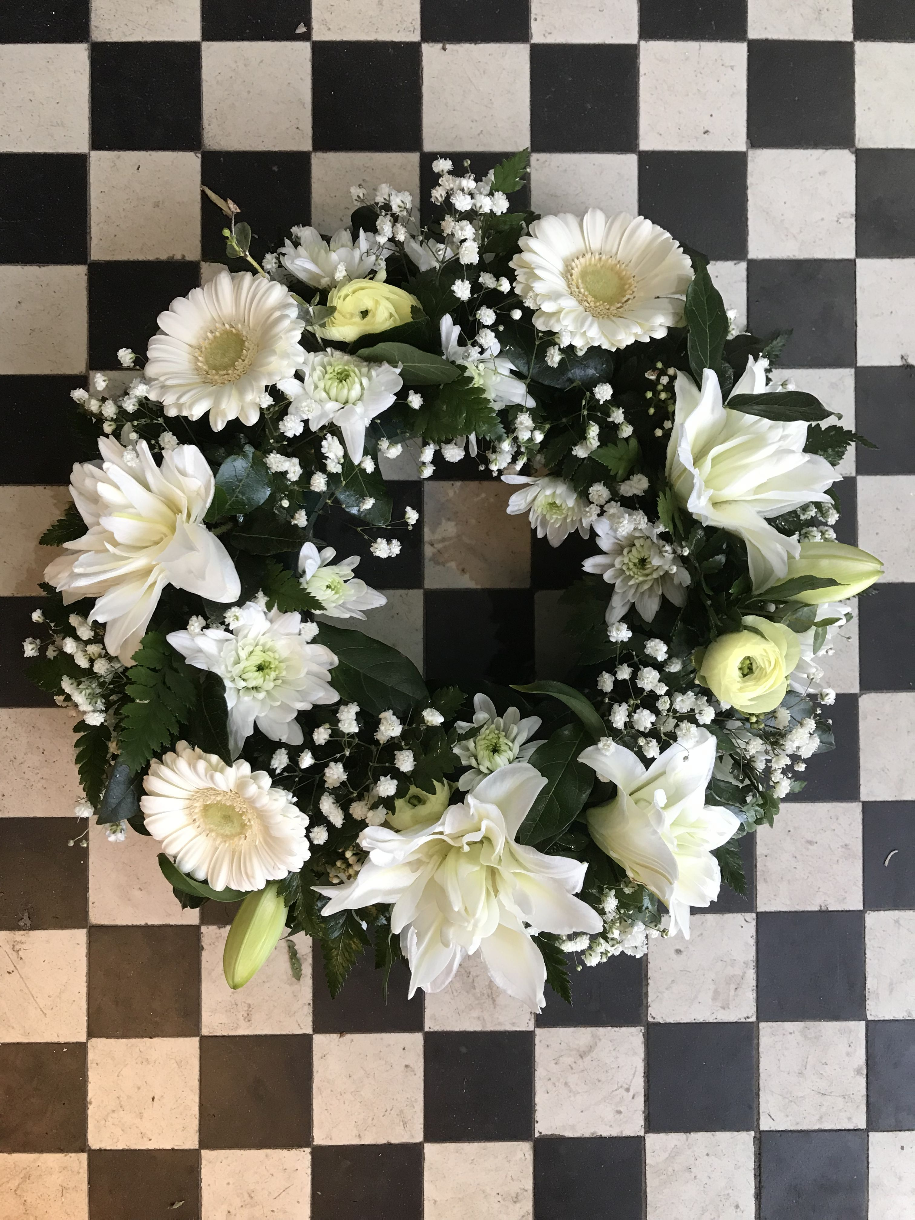 Pin by Lotty's Flowers on Funeral sympathy Lotty's flowers