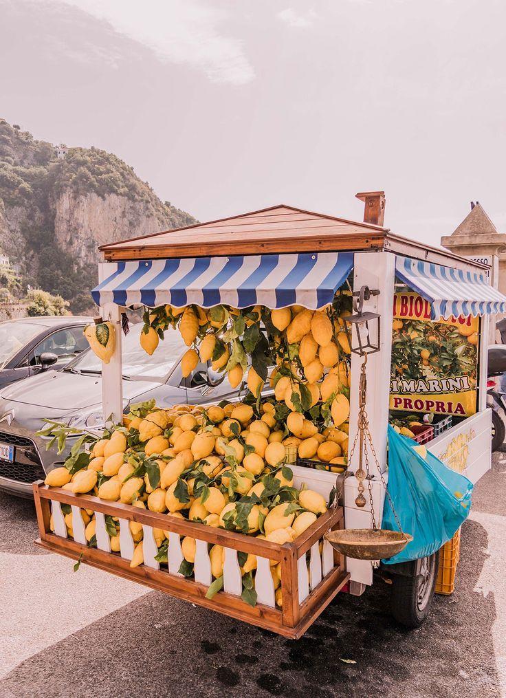 Photo of An Easy, Breezy Guide to the Amalfi Coast | Amalfi, Amalfi coast, Atrani italy