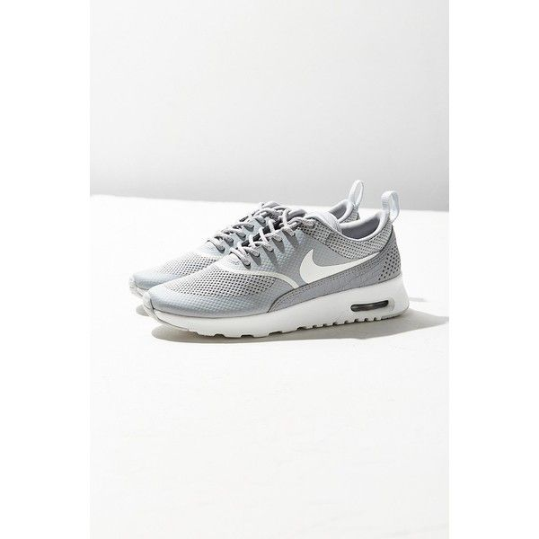 outlet store a3cf0 f6777 Nike Air Max Thea Sneaker (125 CAD) ❤ liked on Polyvore featuring shoes,  sneakers, nike sneakers, low top, grip shoes, nike shoes and nike footwear