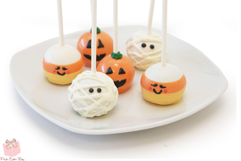 halloween cake pops » halloween cakes