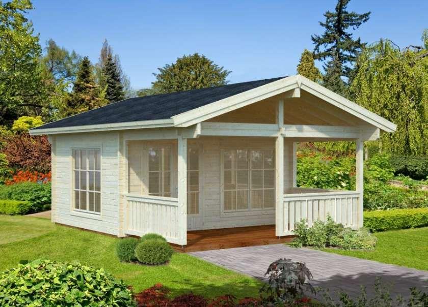 Gartenund Freizeithaus Arizona ISO Haus, Gartenhaus