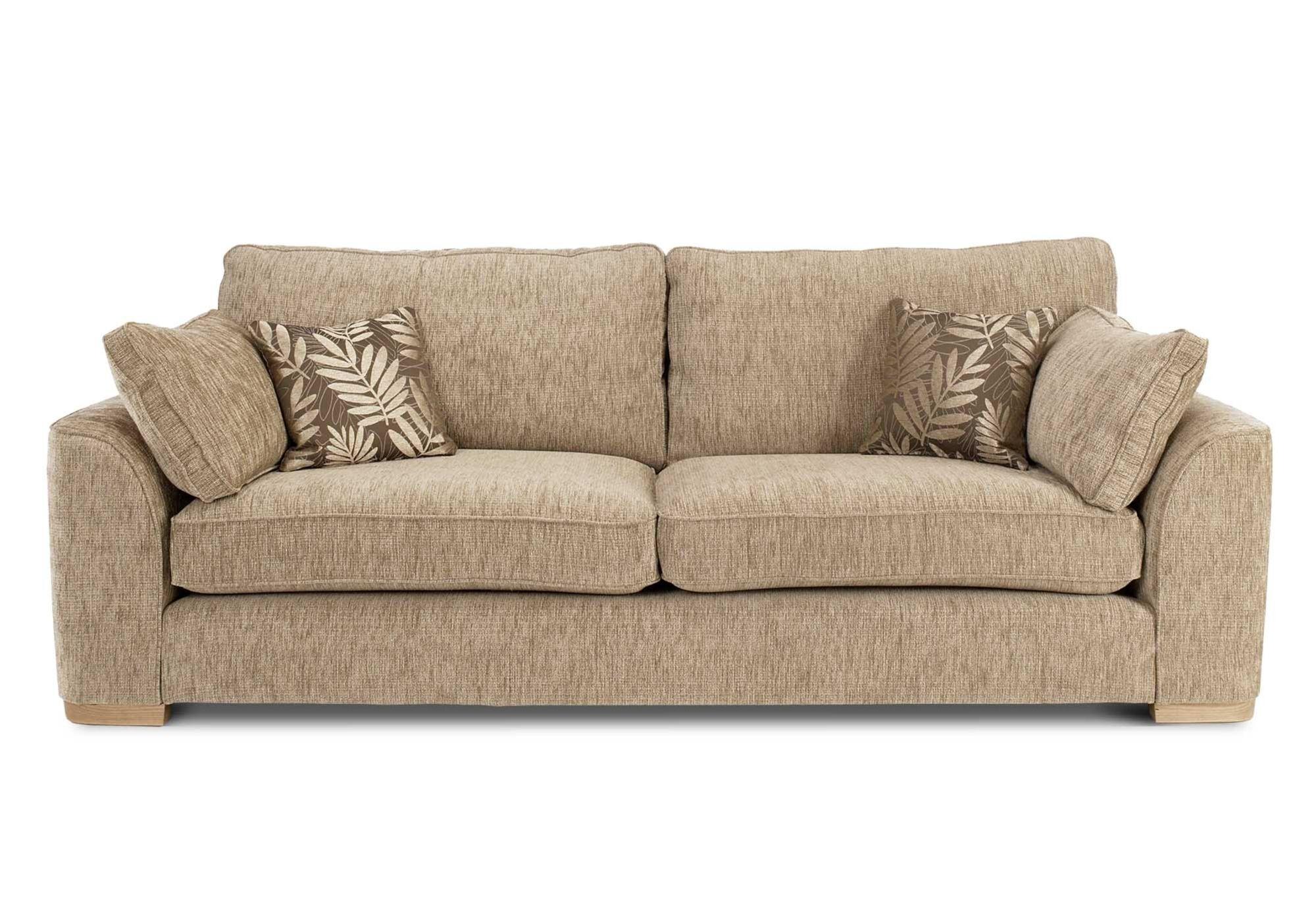 4 seater classic back sofa Lonsdale Sofa Sets