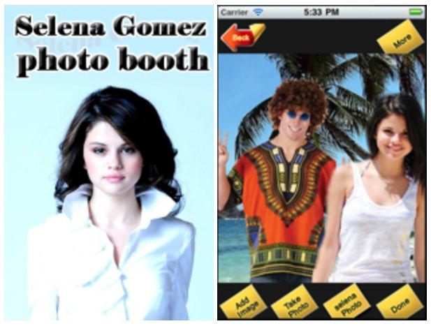 ANdroid Video Apps Android source code, Selena gomez