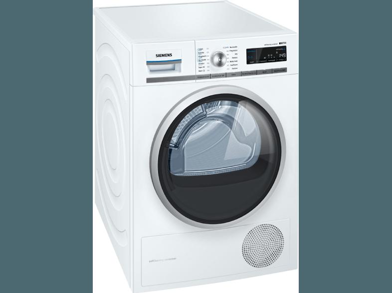 Siemens Wt45w510 Warmepumpentrockner 8 Kg A 04242003669532